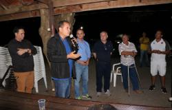 Grupo político de Leocir declara apoio a pré-candidatura de Luiz Nigro, Wilson Santos e Guilherme Maluf