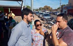 Em pré-campanha, Emanuelzinho visita Nobres e faz diagnóstico para elaborar propostas