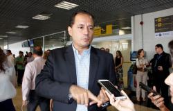 Luis Nigro recua de tentar vaga na Câmara e  aceita ser suplente de Nilson Leitão