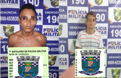 Família é feita refém durante tentativa de assalto em Jangada; bandidos são presos