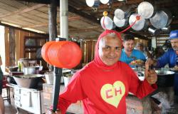 Restaurante do Chapolin inova no atendimento e se torna referência em Nobres