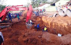 Dois trabalhadores morrem soterrados em Rosário Oeste