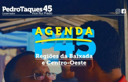 Governador fará carreata em 14 municípios nesta quarta-feira (03.10)
