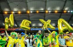 Copa do Mundo : Torcida brasileira cria música para embalar Seleção na Copa.